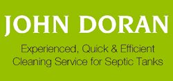 John Doran Septic Tank Cleaning logo